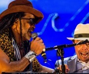 Carlinhos Brown y Sergio Mendez
