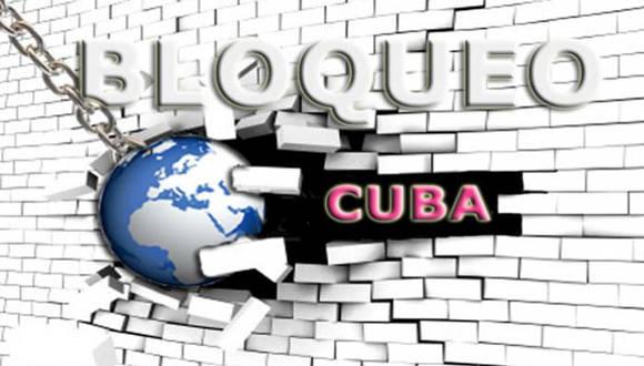 Desde Sudáfrica denuncian recrudecimiento del bloqueo de Estados Unidos contra Cuba