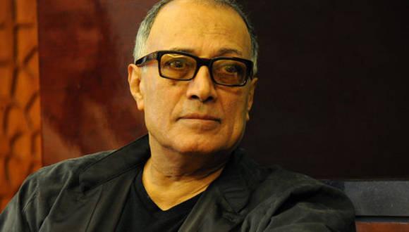Abbas Kiarostami. Foto tomada de www.ideasdebabel.com