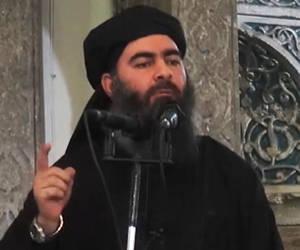 Abu Bakr al-Bagdadi, presunto líder de estado islámico. (Foto: Archivo)