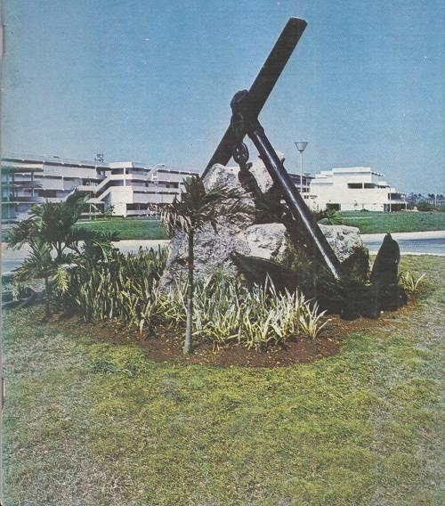 Academia Naval, Playa Baracoa.