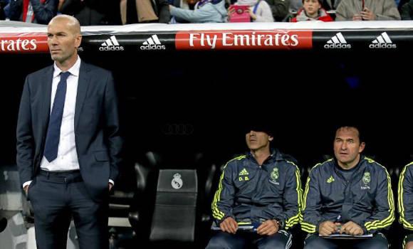 Debut a lo grande de Zidane, tendrá los próximo cinco partidos asequibles en Liga. Foto: Pablo García.