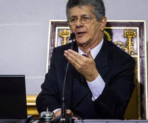 Henry Ramos Allup.