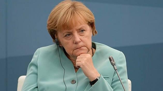 Angela Merkel, canciller de Alemania. Foto: Archivo.