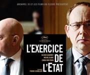 Cartel de película L'exercice de l'État, 2011.