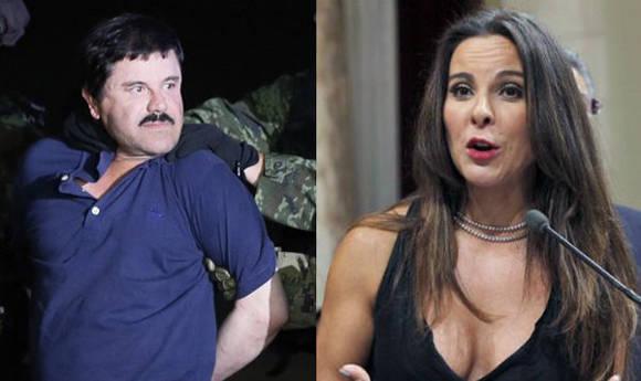 Chapo Guzmán y Kate del Castillo