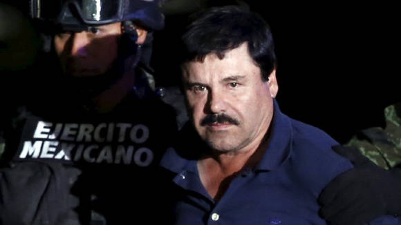 Chapo Guzmán.Foto: Reuters
