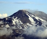 Chile volcan