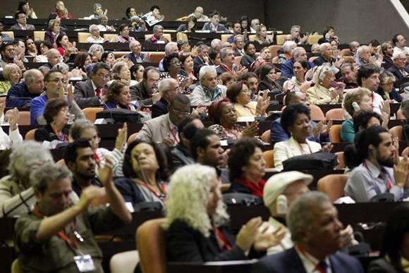Continúa Conferencia Internacional Con Todos y para el Bien de Todos