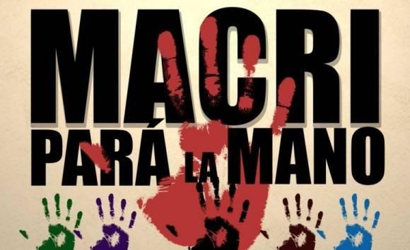 Uno de los posters que circulan por las redes sociales. Foto tomada de Taringa