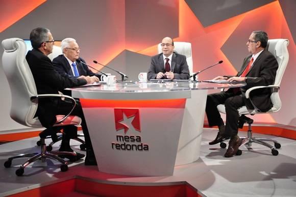 La Mesa Redonda de este miércoles analizó las transformaciones del proceso de ingreso en la Educación Superior cubana.