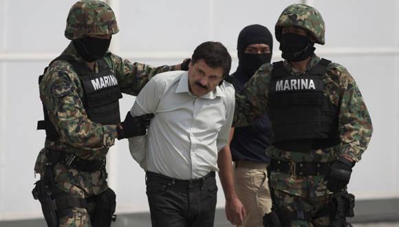 El Chapo ha sido trasladado a una prisión cerca de EE.UU. Foto: Tomada de El Espectador.
