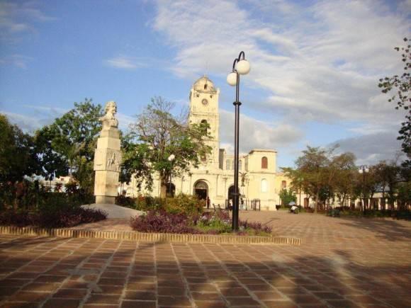 El Parque de San José, en Holguín. Foto: Baby / Cubadebate