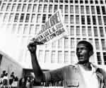 El 4 de enero de 1961 el periódico Revolución dio a conocer que el día anterior Estados Unidos había roto sus relaciones con Cuba. Foto: Roberto Salas.
