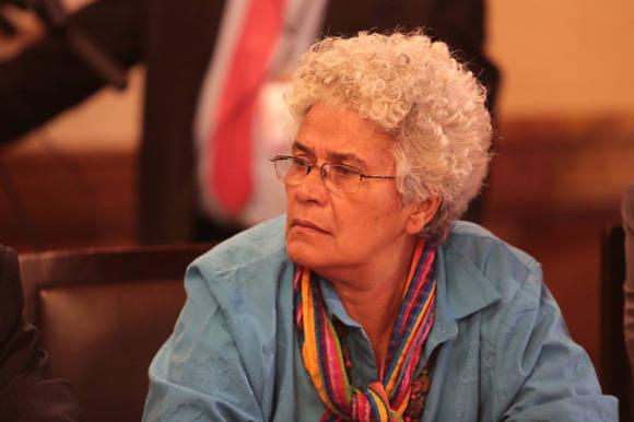 El nuevo Ministerio de Agricultura Urbana será dirigido por Emma Ortega. Foto: Prensa Presidencial.