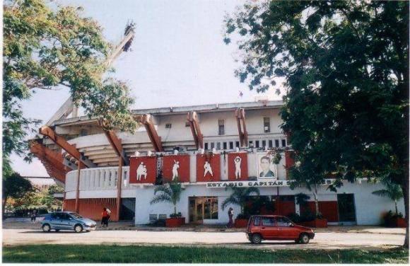 Estadio Capitán San Luis en Pinar del Río. Foto: Archivo.