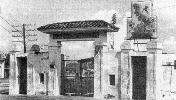 Estadio Palmar del Junco. (Foto de archivo del autor)