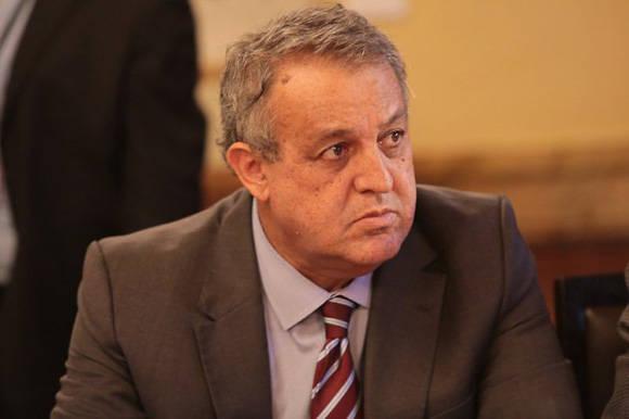 Eulogio Del Pino ratificado como presidente de Pdvsa y ministro de Petroleo y Minería.  Foto: @PresidencialVen.