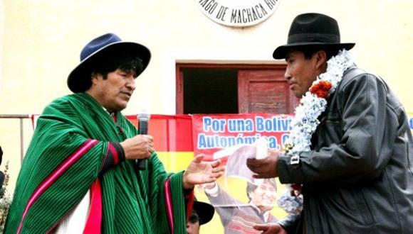 Foto: Tomada de www.lostiempos.com (Archivo)