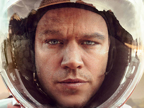 Fotograma de The Martian