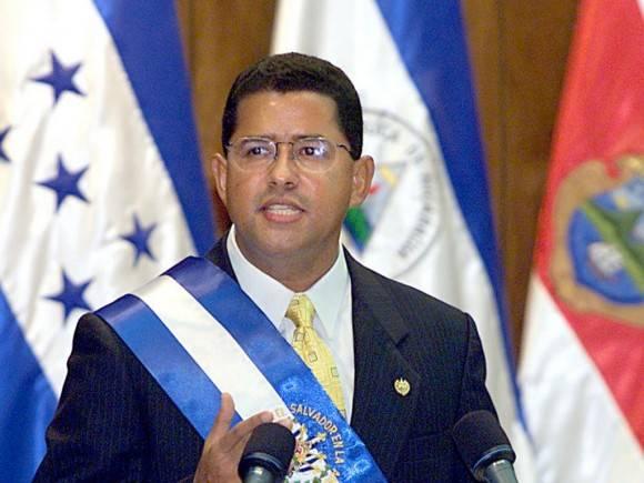 El expresidente salvadoreño Francisco Flores. Foto tomada de radiolaprimerisima.com