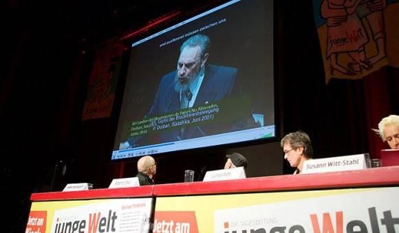 Conferencia Rosa Luxemburgo