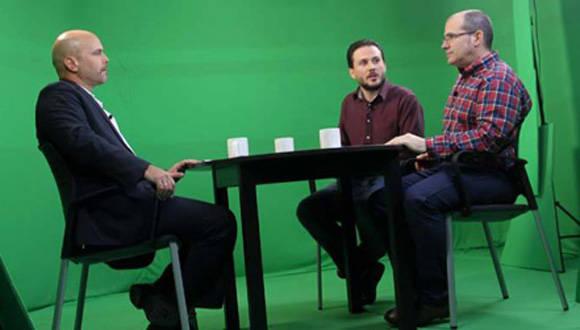Gerardo entrevista en canarias