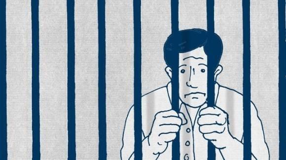 Guía para refugiados: puedes acabar en la cárcel.