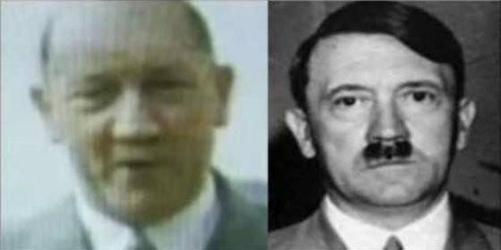 Hitler antes  y después