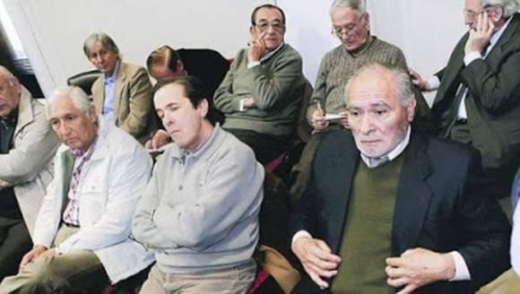 Imputados Argentina