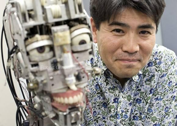 El catedrático en Ingeniería por la Universidad de Ciencias de Tokio (Japón), Hiroshi Kobayashi. Foto: Robert Gilhooly