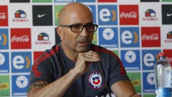 Jorge Sampaoli. Foto tomada de tn.com.ar
