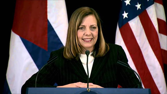 Josefina Vidal. Foto: Archivo