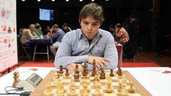 Lázaro Bruzón. Foto tomada de www.deia.com