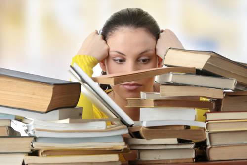 Lo importante no es leer demasiado, sino disfrutar al hacerlo.