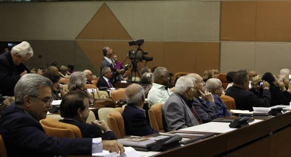 """La II Conferencia Internacional """"Con Todos y Para el Bien de Todos"""" se celbra en el Palacio de las Convenciones y se extenderá hasta el próximo 28 de enero. Foto: José Raúl Concepción/Cubadebate."""