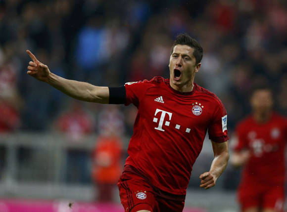 Robert Lewandowski. Foto: Reuters
