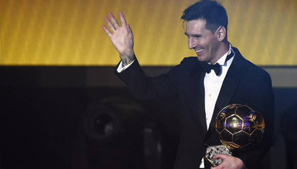 Lionel Messi Foto FIFA