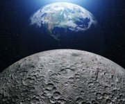 Los planetas se verán entre la Luna y el horizonte de la Tierra. Foto Thinkstock