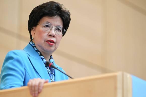 Margaret Chan. Foto tomada de www.who.int
