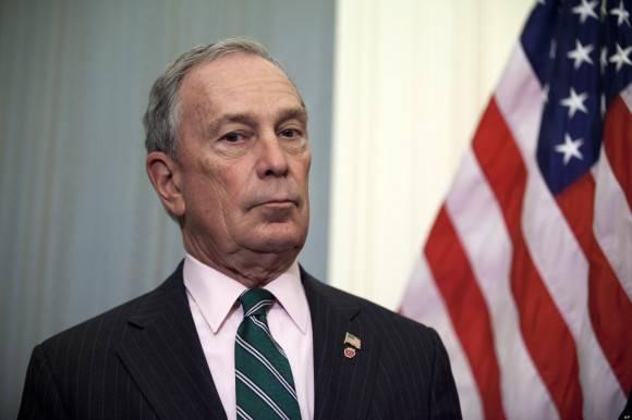 Michael Bloomberg. Foto: AP