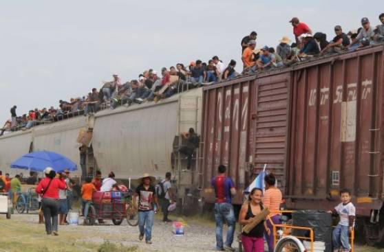 Foto: Tomada de elcomercio.pe558 × 367Buscar por imágenes Las peligrosas rutas de la inmigración ilegal en América Latina