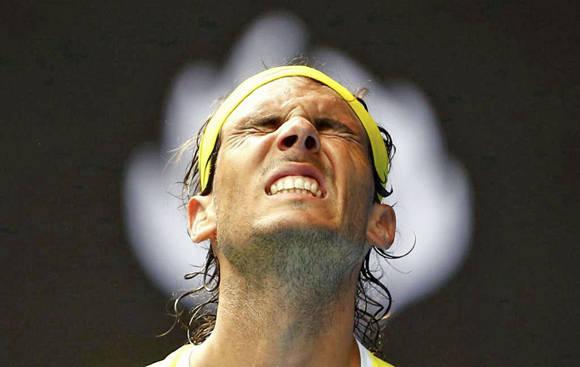 Nadal perdió ante su coterráneo Fernando Verdazco. Foto tomada de Marca.