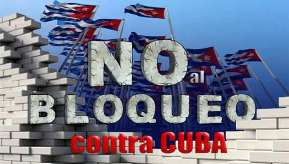Reclama Parlamento canario fin del bloqueo contra Cuba