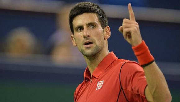 El tenista serbio Novak Djokovic. Foto tomada de puntodebreak.com