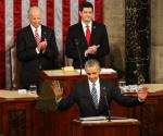 Obama en su último discurso del Estado de la Unión. Foto: The New York Times