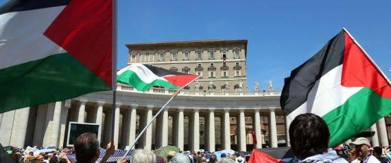 Palestina Vaticano