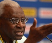 Papa Massata Diack. Foto. IAAF Press.