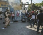 Protestas contra comicios presidenciales en Haití