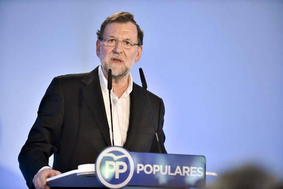 Ni PODEMOS ni PSOE apoya a Rajoy. Foto: EFE/Ismael Herrero.
